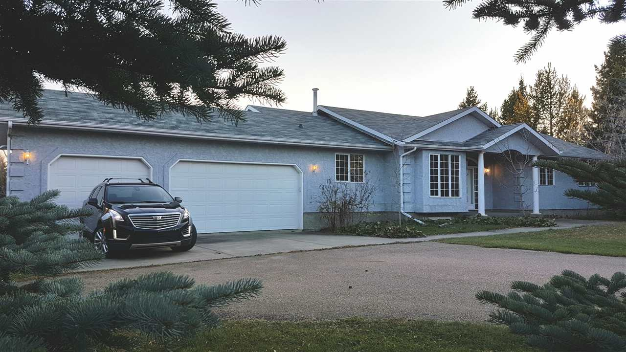 Main Photo: 230 51350 R 224 Road: Rural Strathcona County House for sale : MLS® # E4095522