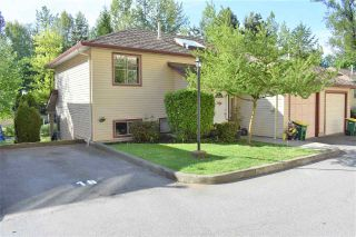 "Main Photo: 22 21960 RIVER Road in Maple Ridge: West Central Townhouse for sale in ""Foxborough Hills"" : MLS®# R2266656"