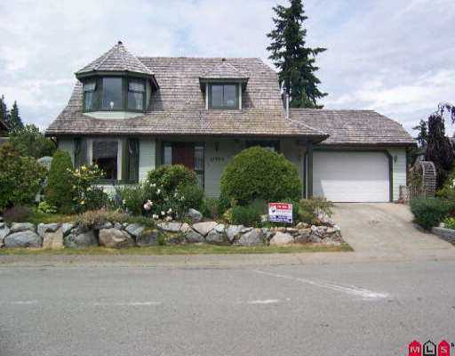 "Main Photo: 11969 WOODRIDGE CR in Delta: Sunshine Hills Woods House for sale in ""Sunwoods"" (N. Delta)  : MLS® # F2511676"