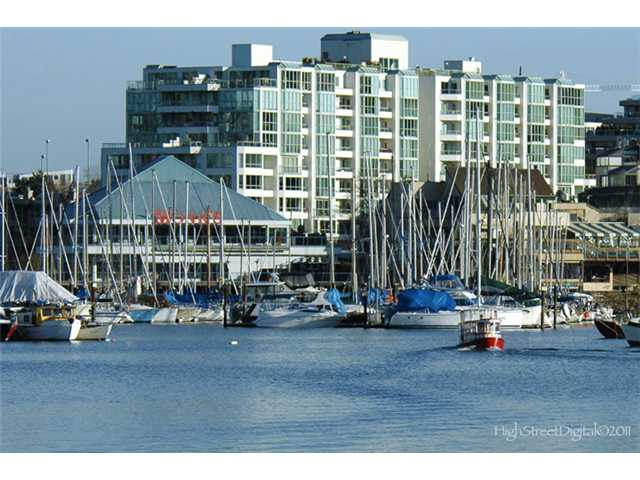 "Main Photo: 315 456 MOBERLY Road in Vancouver: False Creek Condo for sale in ""PACIFIC COVE"" (Vancouver West)  : MLS® # V887403"