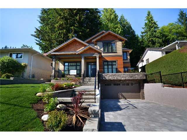 Main Photo: 1152 WELLINGTON Drive in North Vancouver: Lynn Valley House for sale : MLS® # V896500
