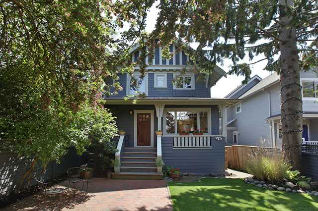 Main Photo: 3652 W 3RD Avenue in Vancouver: Kitsilano House for sale (Vancouver West)  : MLS® # V951504