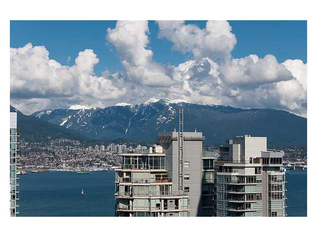 Main Photo: 2607 1239 W GEORGIA Street in Vancouver: Coal Harbour Condo for sale (Vancouver West)  : MLS®# V946396