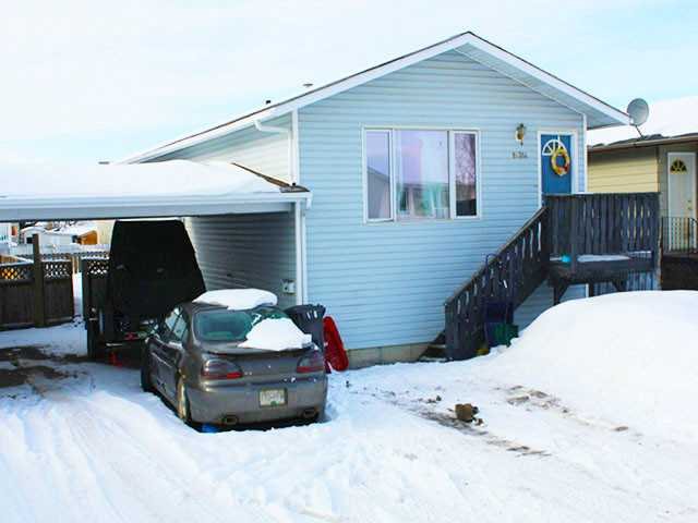 Main Photo: 10314 89 Street in Fort St. John: Fort St. John - City NE House 1/2 Duplex for sale (Fort St. John (Zone 60))  : MLS(r) # N233485