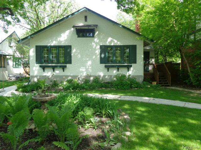 Main Photo: 273 Overdale Street in WINNIPEG: St James Residential for sale (West Winnipeg)  : MLS® # 1409291
