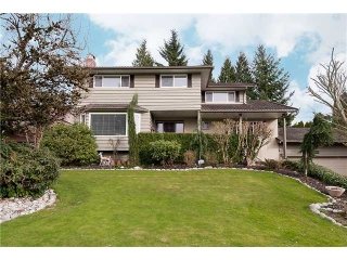 Main Photo: 609 DENTON Street in Coquitlam: Coquitlam West House for sale : MLS® # V1110145