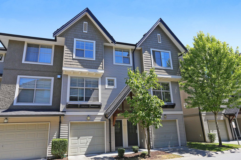 "Main Photo: 5 15152 62A Avenue in Surrey: Sullivan Station Townhouse for sale in ""UPLANDS"" : MLS(r) # F1445465"