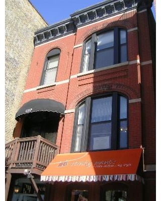 Main Photo: 844 ARMITAGE Avenue Unit 3 in CHICAGO: CHI - Lincoln Park Rentals for rent ()  : MLS® # 08973338