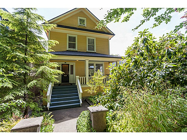 Main Photo: 50 E 40TH Avenue in Vancouver: Main House for sale (Vancouver East)  : MLS®# V1133031