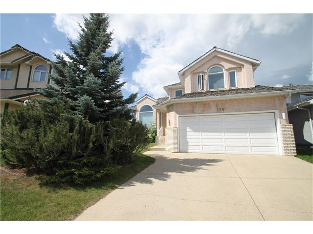 Main Photo: 338 SANTANA Mews NW in Calgary: Sandstone House for sale : MLS® # C4023019