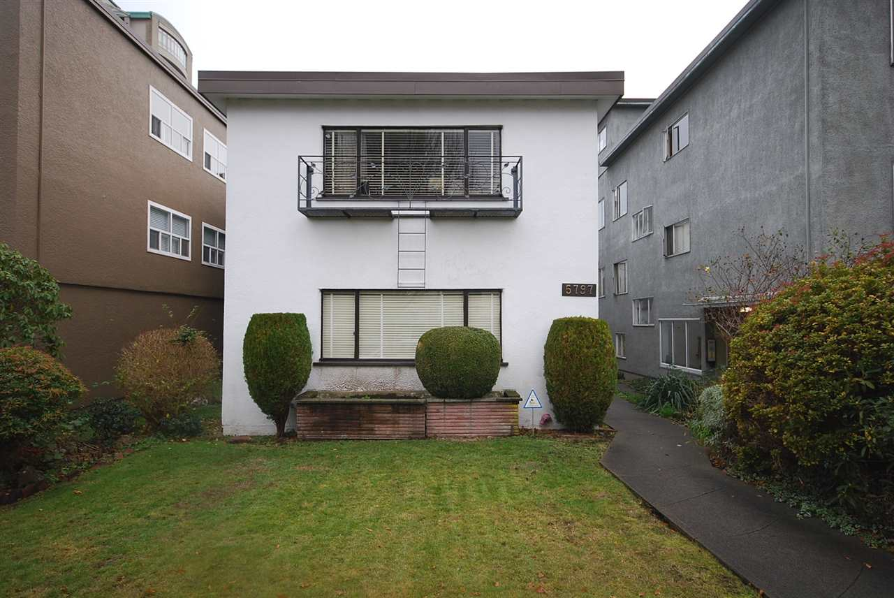 Main Photo: 5797 VINE Street in Vancouver: Kerrisdale House Fourplex for sale (Vancouver West)  : MLS®# R2018369