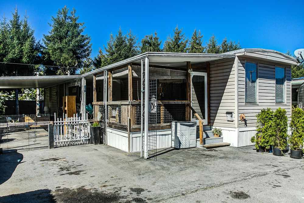 Photo 18: 283 201 CAYER Street in Coquitlam: Maillardville Manufactured Home for sale : MLS(r) # R2108748