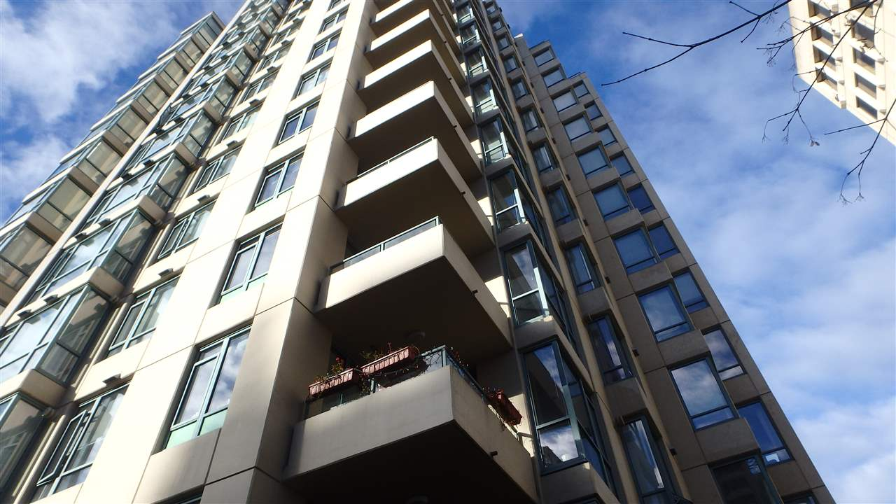 Main Photo: 508 1238 BURRARD STREET in : Downtown VW Condo for sale : MLS(r) # R2024919