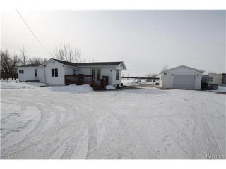 Main Photo: 60 Seine Road in Ste Anne: R06 Residential for sale : MLS®# 1703939