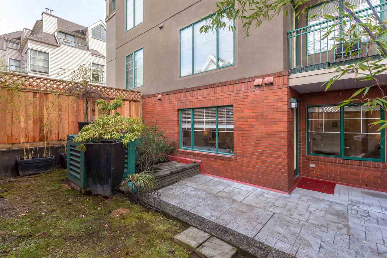 "Photo 18: 101 929 W 16TH Avenue in Vancouver: Fairview VW Condo for sale in ""Oakview Gardens"" (Vancouver West)  : MLS® # R2146407"