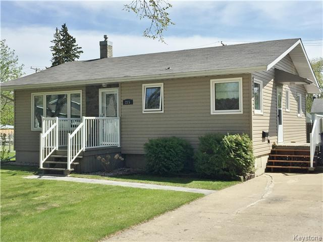 Main Photo: 215 Davidson Avenue West in Dauphin: R30 Residential for sale (R30 - Dauphin and Area)  : MLS® # 1712897