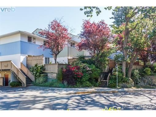 Main Photo: 106 724 Sea Terrace in VICTORIA: VW Victoria West Townhouse for sale (Victoria West)  : MLS(r) # 379053