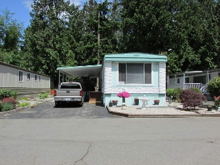 "Main Photo: 3 2306 198 Street in Langley: Brookswood Langley Manufactured Home for sale in ""Cedar Creek"" : MLS(r) # R2175972"