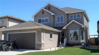 Main Photo: 122 Ed Golding Bay in Winnipeg: Canterbury Park Residential for sale (3M)  : MLS(r) # 1716122