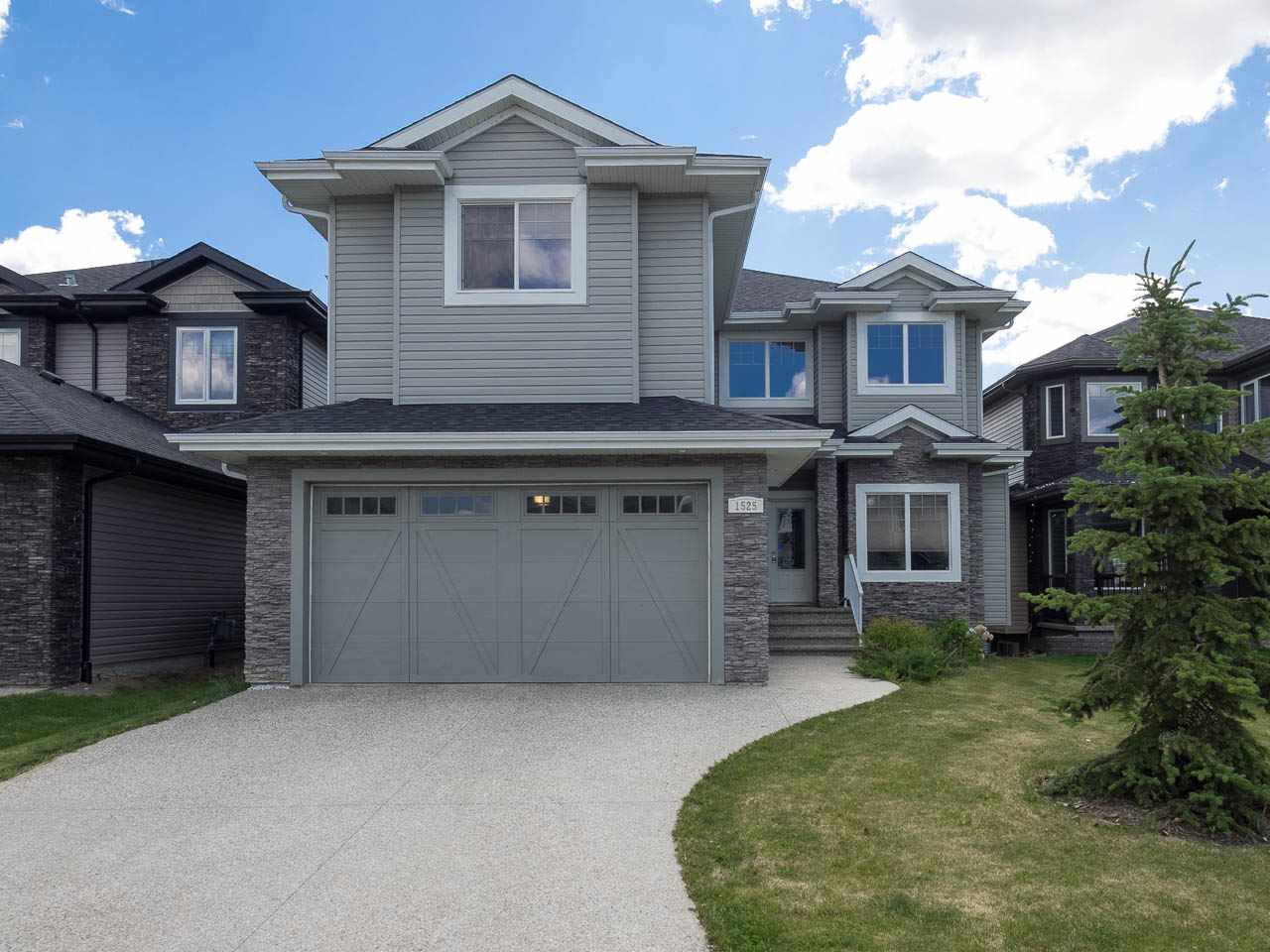 Main Photo: 1525 CUNNINGHAM Cape in Edmonton: Zone 55 House for sale : MLS® # E4070927
