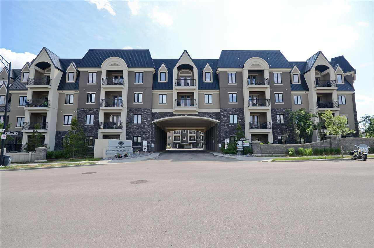 Main Photo: 405 6083 MAYNARD Way in Edmonton: Zone 14 Condo for sale : MLS® # E4071652
