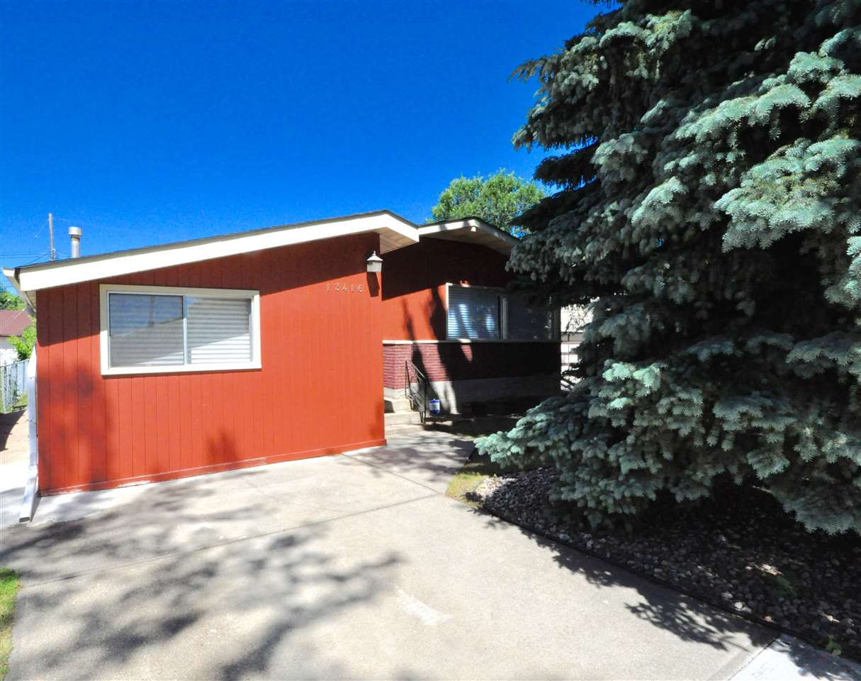 Main Photo: 13416 117 Avenue NW in Edmonton: Zone 07 House for sale : MLS® # E4072437