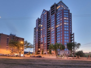 Main Photo: 1404 9020 JASPER Avenue in Edmonton: Zone 13 Condo for sale : MLS(r) # E4075267