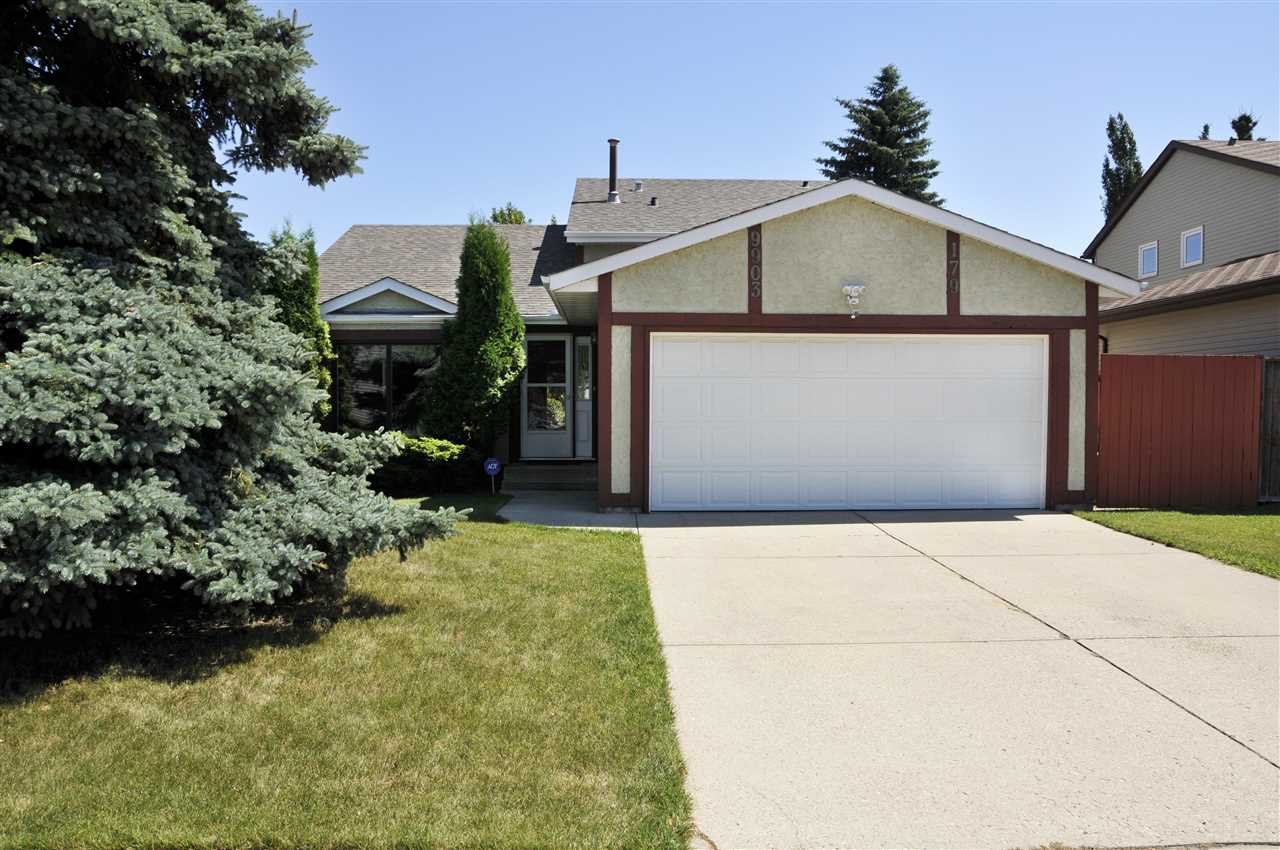 Main Photo: 9903 179 Street in Edmonton: Zone 20 House for sale : MLS® # E4075313