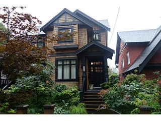 Main Photo: 2618 W 6th Ave. in Vancouver: Kitsilano House 1/2 Duplex for sale (Vancouver West)  : MLS®# V1087329