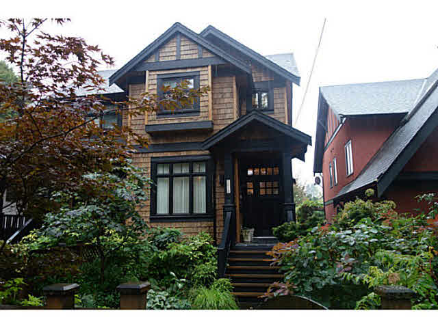 Main Photo: 2618 W 6th Ave. in Vancouver: Kitsilano House 1/2 Duplex for sale (Vancouver West)  : MLS® # V1087329