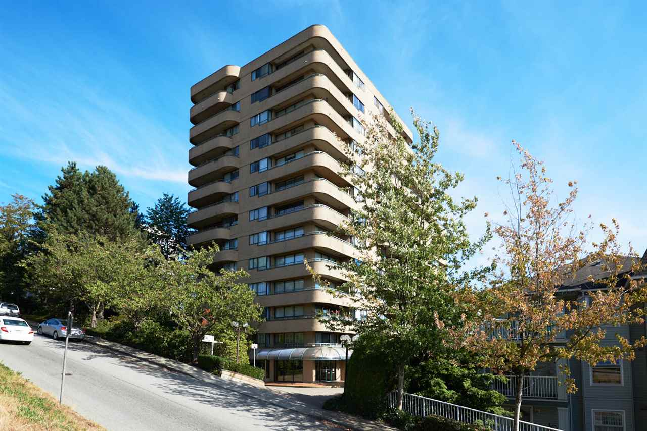 "Main Photo: 1102 1026 QUEENS Avenue in New Westminster: Uptown NW Condo for sale in ""Amara Terrace"" : MLS® # R2205942"