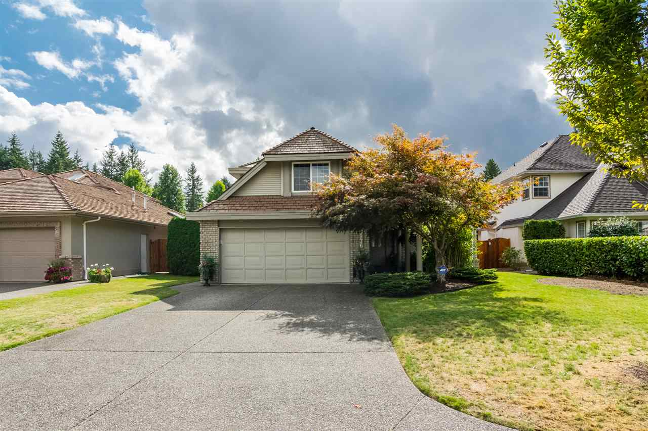 "Main Photo: 20976 43A Avenue in Langley: Brookswood Langley House for sale in ""Cedar Ridge"" : MLS® # R2207293"