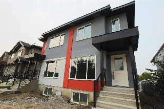 Main Photo: 10246 79 Street NW in Edmonton: Zone 19 House Half Duplex for sale : MLS® # E4083460