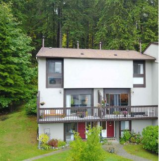 "Main Photo: 547 IOCO Road in Port Moody: North Shore Pt Moody Townhouse for sale in ""THE SENTINEL"" : MLS® # R2216764"