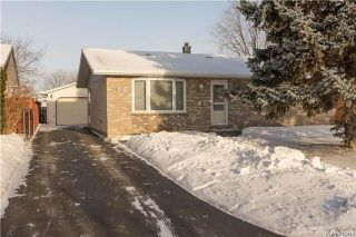 Main Photo: 27 Brixford Crescent in Winnipeg: Residential for sale (2E)  : MLS® # 1801070