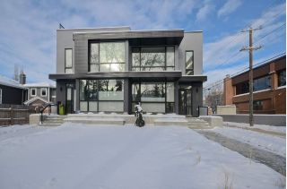 Main Photo: 12420 103 Avenue in Edmonton: Zone 07 House Half Duplex for sale : MLS® # E4094753