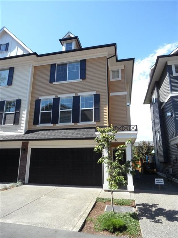 "Main Photo: 16 1640 MACKAY Crescent: Agassiz Townhouse for sale in ""THE LANGTRY"" : MLS®# R2242532"