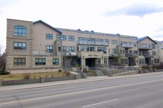 Main Photo: 105 9603 98 Avenue in Edmonton: Zone 18 Condo for sale : MLS®# E4098990