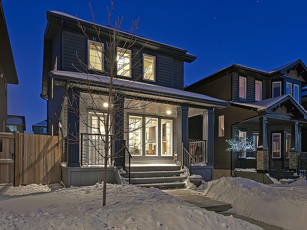 Main Photo: 251 EVANSTON Way NW in Calgary: Evanston House for sale : MLS®# C4171353