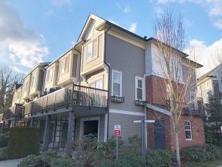"Main Photo: 100 3010 RIVERBEND Drive in Coquitlam: Coquitlam East Townhouse for sale in ""WESTWOOD"" : MLS® # R2246121"