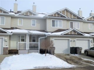 Main Photo: 303 GRAYWOOD Mews: Stony Plain Townhouse for sale : MLS® # E4100061