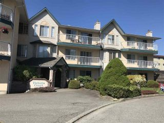 Main Photo: 101 2567 VICTORIA Street in Abbotsford: Abbotsford West Condo for sale : MLS®# R2260320