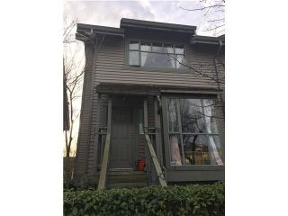 Main Photo: 2578 WARD Street in Vancouver: Collingwood VE Townhouse for sale (Vancouver East)  : MLS®# R2270866