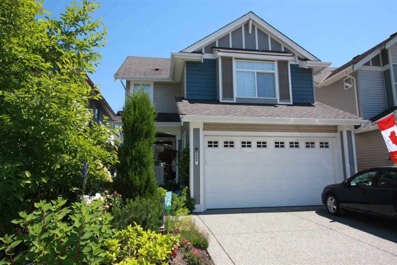 "Main Photo: 8208 211B Street in Langley: Willoughby Heights House for sale in ""Creekside at Yorkson"" : MLS®# R2281129"