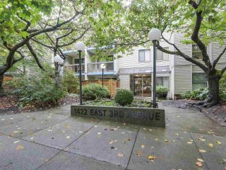 "Main Photo: 308 1422 E 3RD Avenue in Vancouver: Grandview VE Condo for sale in ""La Contessa"" (Vancouver East)  : MLS®# R2304077"