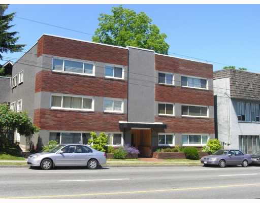 Main Photo: 304 3763 Oak Street in Vancouver: Shaughnessy Condo for sale (Vancouver West)  : MLS® # V775109