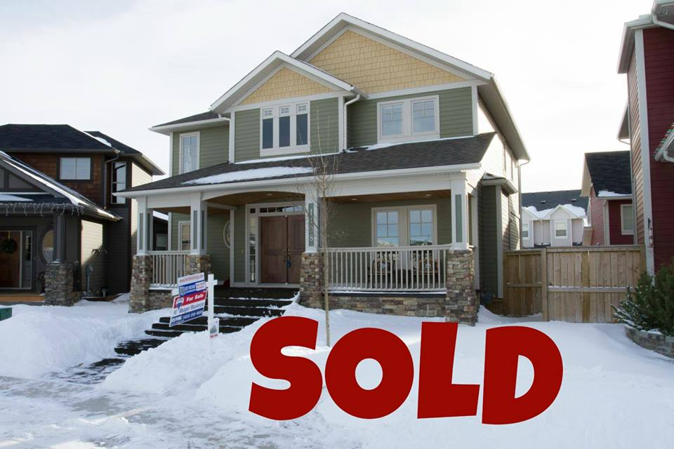 SOLD PROPERTY IN AIRDRIE