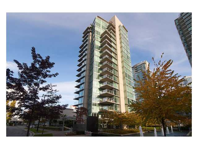 "Main Photo: 702 1650 BAYSHORE Drive in Vancouver: Coal Harbour Condo for sale in ""Bayshore Gardens"" (Vancouver West)  : MLS® # V1064068"