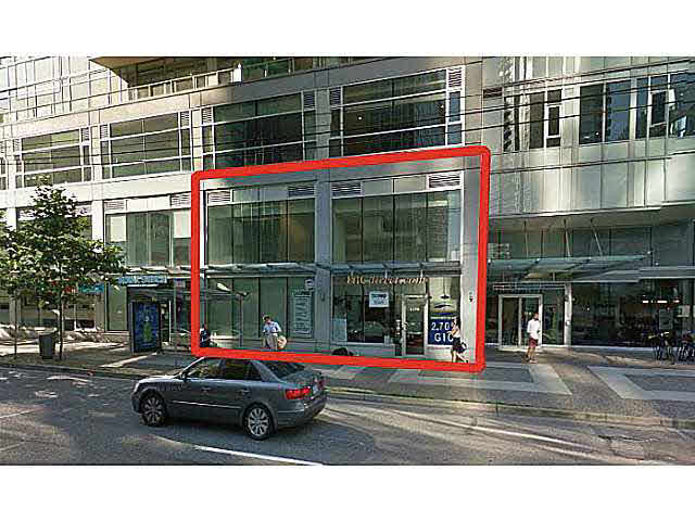 Main Photo: 1178 W PENDER in Vancouver West: Coal Harbour Commercial for sale : MLS® # V4043510