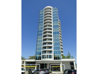 "Main Photo: 1501 32330 SOUTH FRASER Way in Abbotsford: Abbotsford West Condo for sale in ""Towne Center"" : MLS® # F1442995"